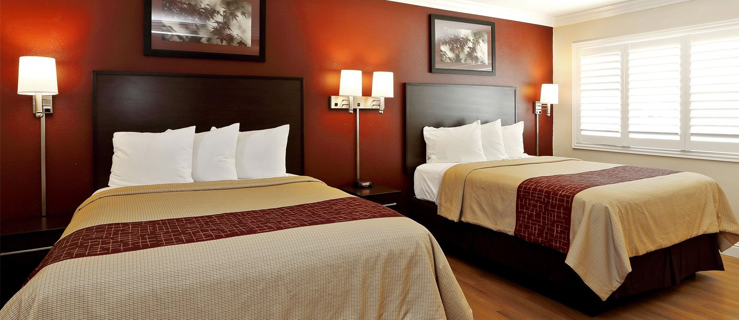 Amazing Red Roof Inn Amenities. Hotels In Monterey Bedrooms