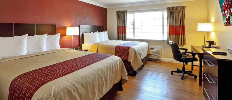 Red Roof Inn Monterey | Monterey California Hotels