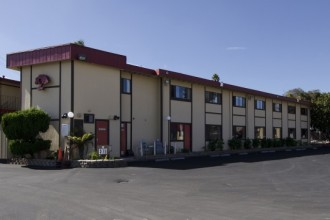 Red Roof Inn - Red Roof Inn Monterey located on Fremont Blvd,